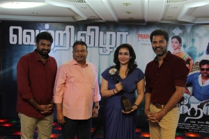 Vijay, K Ganesh, Lissy, Prabhu Deva @ Devi Movie Success Meet Stills