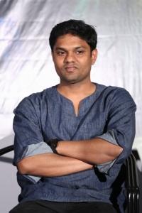 Director Sri Kishore @ Devi Sri Prasad Audio Release Photos