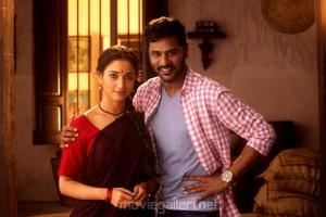 Tamannaah, Prabhudeva in Devi(L) Movie Pics