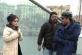 Devshi khanduri, Allu Arjun at Iddarammayilatho On Location