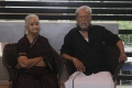 Saroja, Charuhasan in Dha Dha 87 Movie Stills