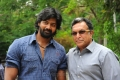 Naveen Chandra, Nassar at Dhalam Movie Press Meet Stills
