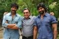 Kishore, Nassar, Naveen Chandra at Dhalam Telugu Movie Press Meet Stills