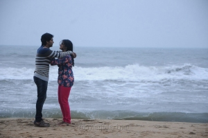 Vaibhav & Ramya Nambeesan in Dhana Dhan Movie Photos