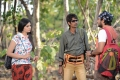 Srikumghi, Dhanraj in Dhanalakshmi Talupu Tadithey Movie Stills