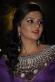 Actress Srimukhi @ Dhanalakshmi Thalupu Thadithe Audio Launch Stills