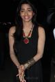 Tamil Actress Dhanshika Latest Photos in Black Dress