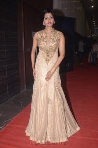 Actress Dhanshika Images @ Kabali Audio Function