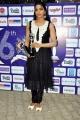Actress Dhanshika Hot Pics in Black Sleeveless Salwar Kameez