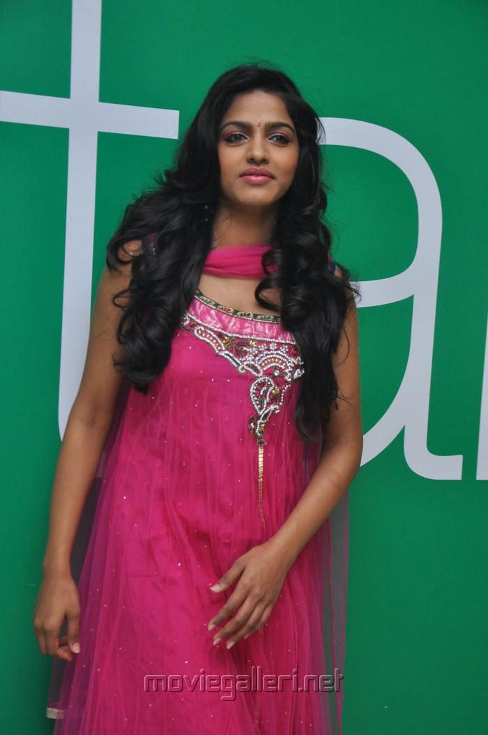 Dhanshika New Pics in Churidar Dress