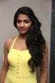 Tamil Actress Dhanshika Hot Photos in Yellow Long Dress