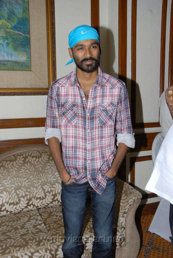Dhanush Latest Pictures