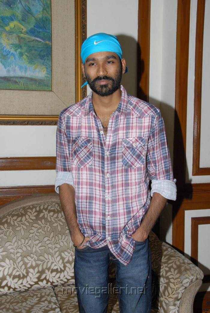 Dhanush Latest Images