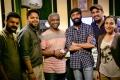 Dhana, Karthik Raja, Dhanush, Vijay Yesudas, Aishwarya @ Padai Veeran Movie Photos