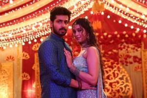 Harish Kalyan, Digangana Suryavanshi in Dhanusu Raasi Neyargale Movie Stills HD