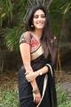 Actress Dhanya Balakrishna Saree Photos @ Software Sudheer Success Meet