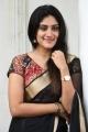 Actress Dhanya Balakrishna Cute Saree Photos @ Software Sudheer Success Meet