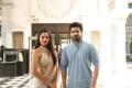Tanya Hope, Harish Kalyan @ Dharala Prabhu Movie Press Meet Stills