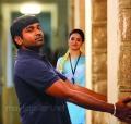 Vijay Sethupathi, Tamanna in Dharma Durai 2016 Movie Images