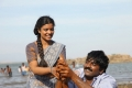 Aishwarya Rajesh, Vijay Sethupathi in Dharma Durai Movie Stills
