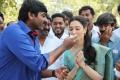 Vijay Sethupathi, Tamanna @ Dharma Durai Team Pongal Celebrations Stills
