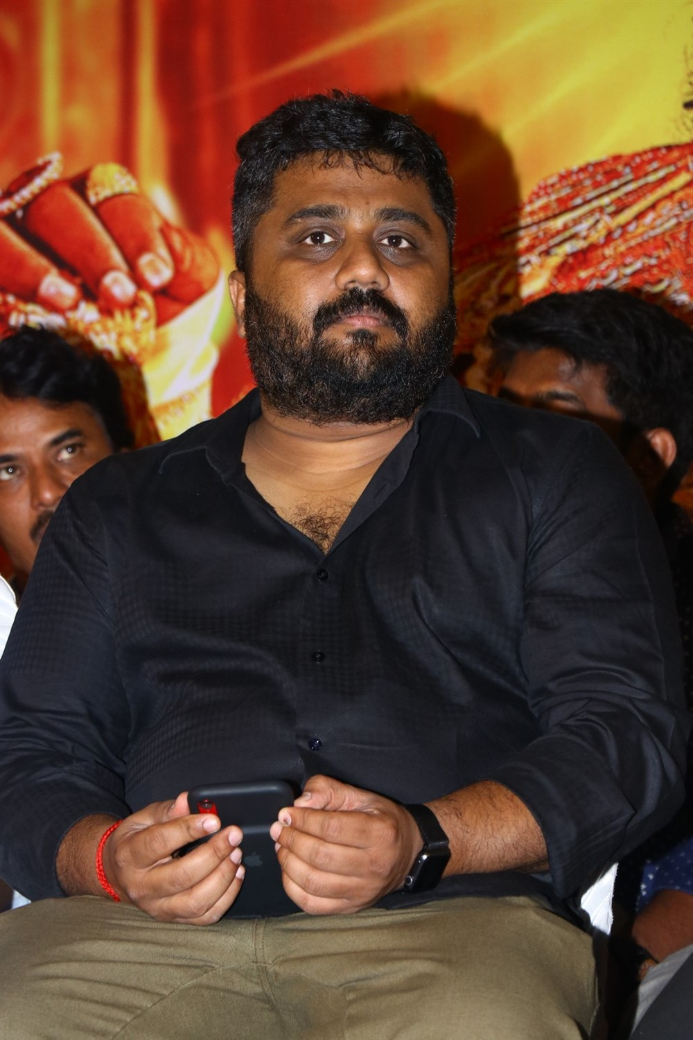 KE Gnanavel Raja @ Dharma Prabhu Audio Launch Stills