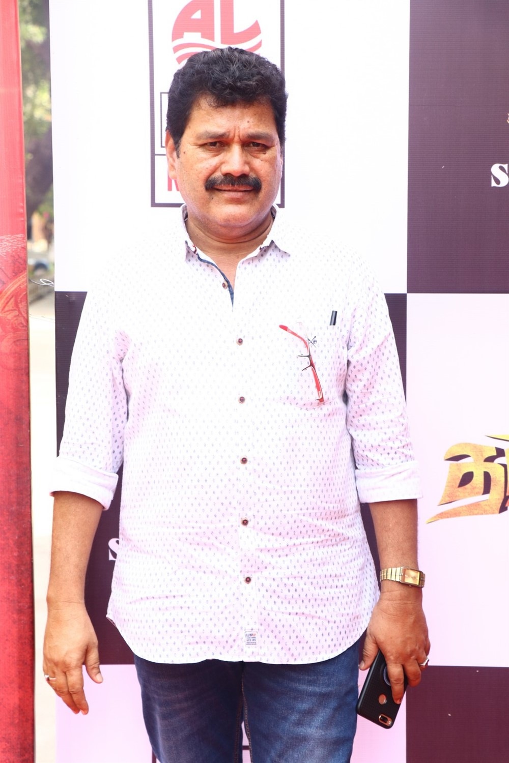P Ranganathan @ Dharma Prabhu Audio Launch Stills