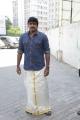 Actor Vijay Sethupathi @ Dharmadurai Audio Launch Stills