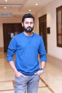 Cinematographer Sathyan Sooryan @ Dheeran Adhigaram Ondru Success Meet Stills