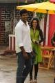 Vishal, Aishwarya Arjun in Dheerudu Telugu Movie Stills