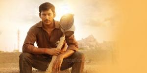 Actor Vishal in Dheerudu Telugu Movie Stills