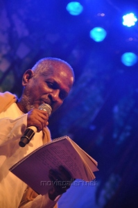 Music Director Ilayaraja @ Dhoni Movie Audio Launch