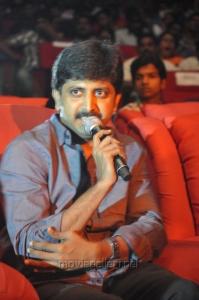 Director Jayam M.Raja @ Dhoni Audio Launch