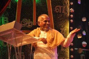 Music Director Ilayaraja @ Dhoni Audio Release Function