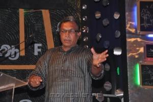 Actor Nassar at Dhoni Audio Launch