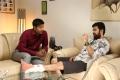 Vennela kishore, Rahul Ravindran in Dhrusti Telugu Movie Stills