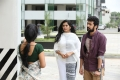 Pavani Gangireddy, Rahul Ravindran in Dhrusti Telugu Movie Stills