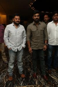Surender Reddy, Ram Charan @ Dhruva Movie Team Salutes Audience Meet Stills