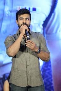 Actor Ram Charan @ Dhruva Movie Team Salutes Audience Meet Stills