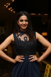 Actress Rakul Preet Singh @ Dhruva Movie Team Salutes Audience Meet Stills