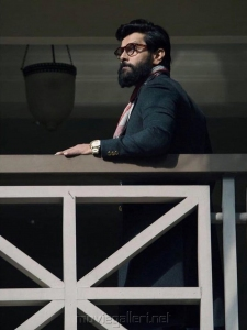 Actor Vikram Dhruva Natchathiram Movie New Images