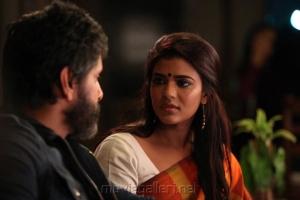 Vikram Aishwarya Rajesh Dhruva Natchathiram Movie New Images