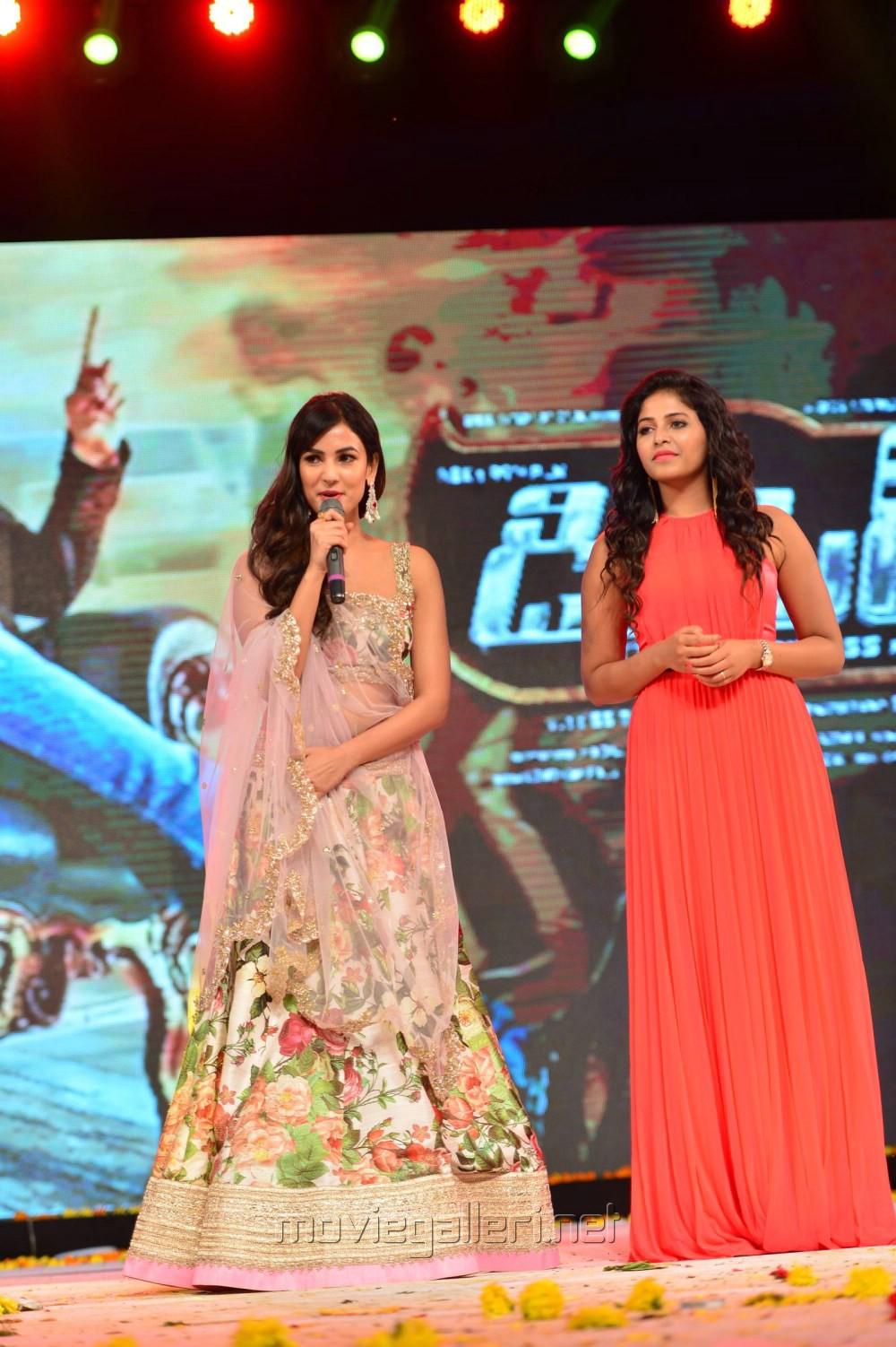 Sonal Chauhan, Anjali @ Dictator Audio Launch Photos