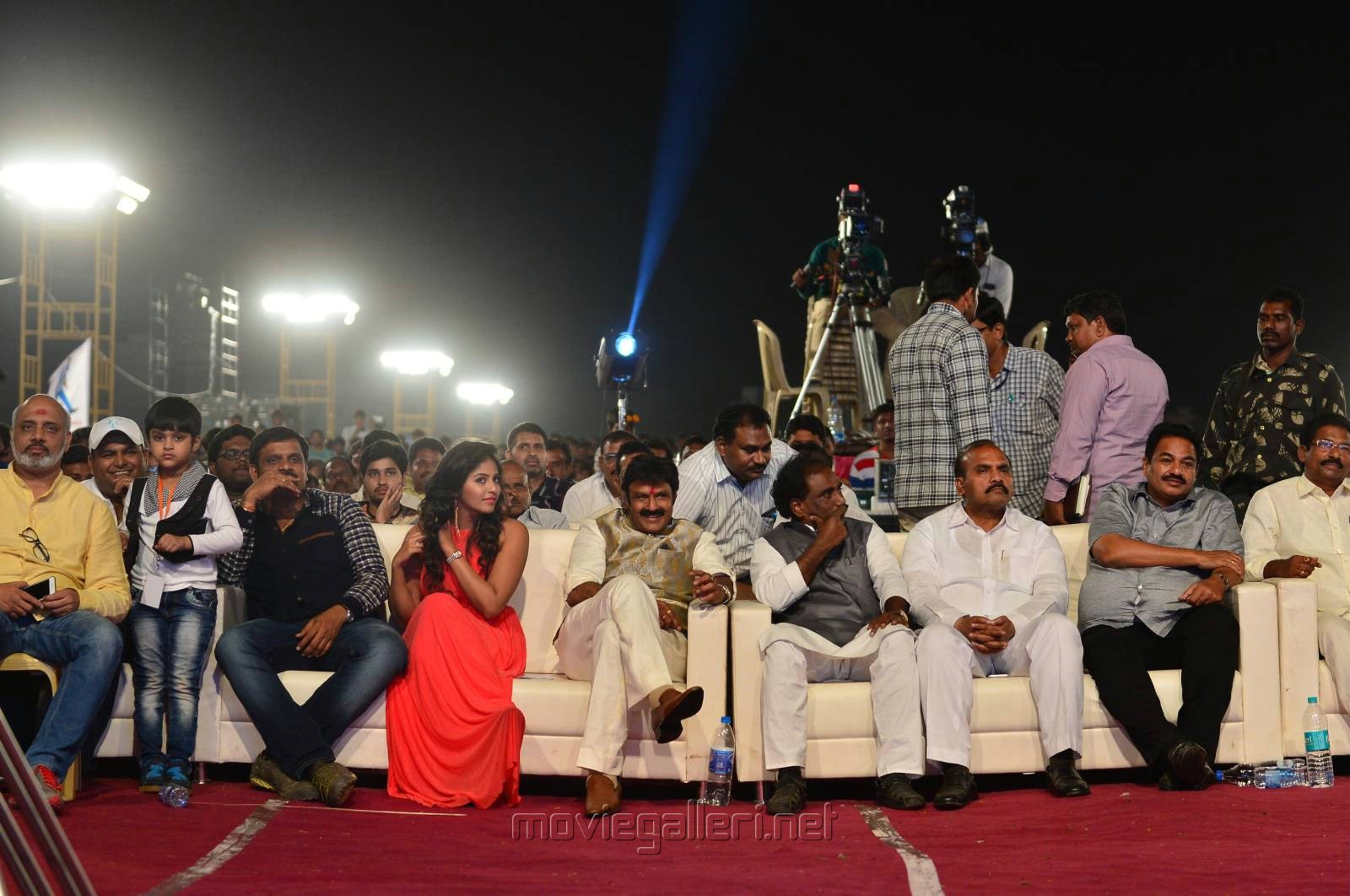 Dictator Movie Audio Launch Photos