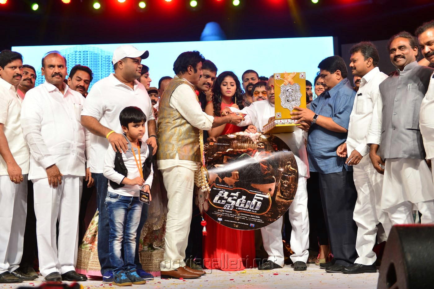 Dictator Movie Audio Release Function Stills