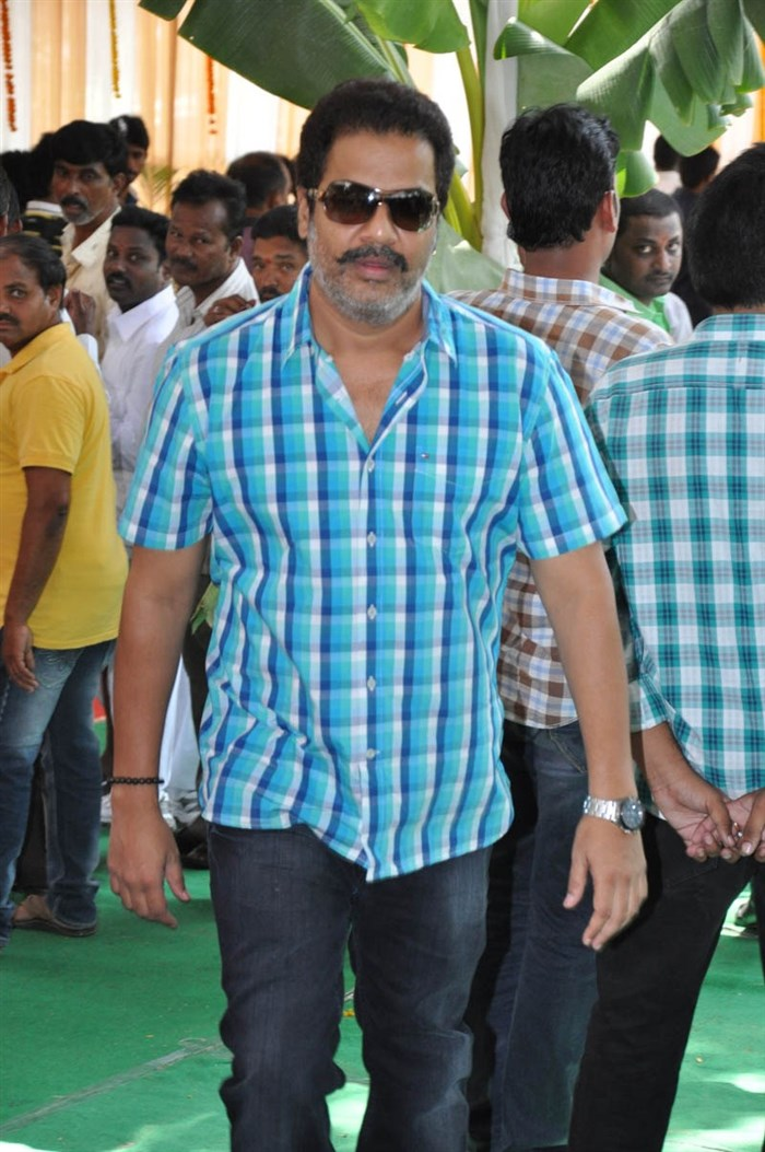 Raja Ravindra @ Dictator Movie Opening Stills