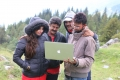 Anjali, Balakrishna, Sriwass @ Dictator Shooting Spot Photos