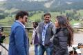 Balakrishna, Sriwass, Anjali @ Dictator Shooting Spot Photos