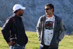 Shyam K Naidu, Sriwass @ Dictator Movie Working Stills
