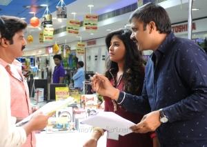 Balakrishna, Anjali, Sriwass @ Dictator Movie Working Stills